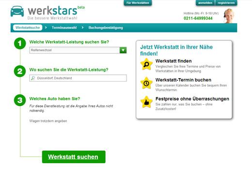 5 neue Start-ups: werkstars, Spreegame, park it, Tonakademie.de, Feedbackstr