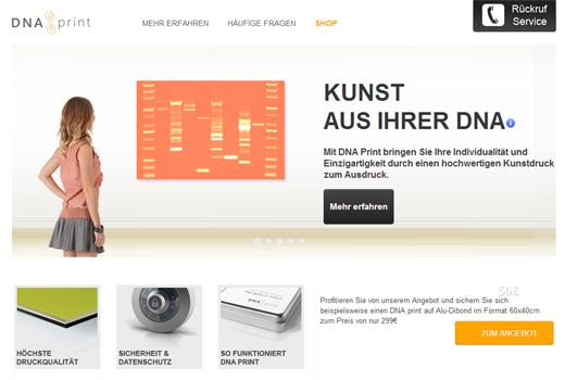 5 neue Start-ups: dna-print, eigentlich-ganz-einfach, 4checkers, Spotted.de, qLearning