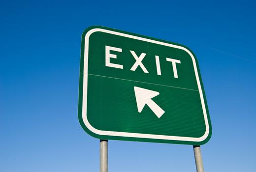 So wird der Exit erfolgreich