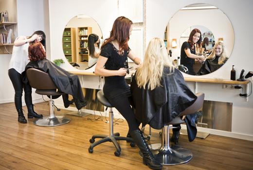 Zielgruppe Friseure: Cutters Lounge, Salonmeister und Stylster haben die Haare schön