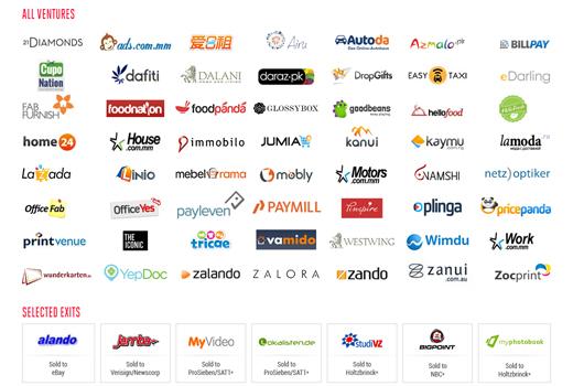 Rocket Internet: Die größten Geldgeber der Samwer-Brüder