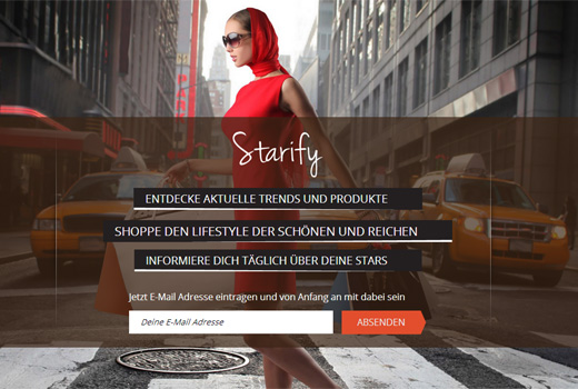 Start-up-Radar: starify