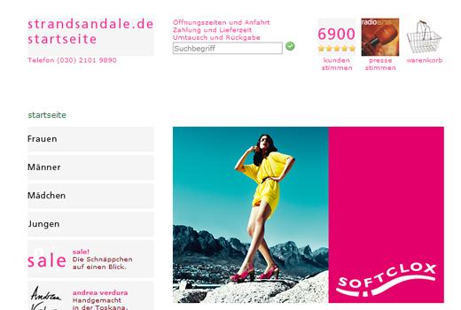 4 neue Deals: strandsandale.de, six groups, Echobot, European Games Group