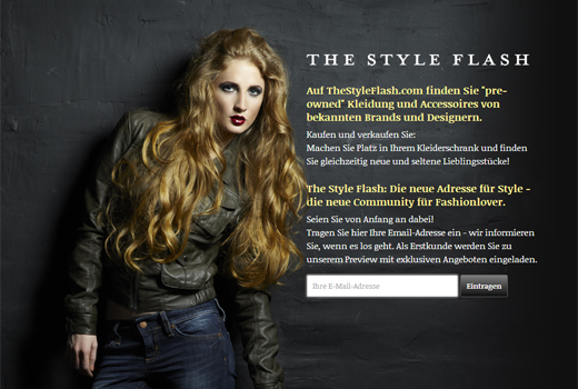 Start-up-Radar: The Style Flash