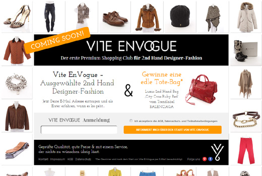 Start-up-Radar: Vite EnVogue