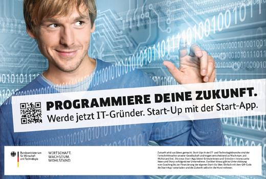 Kurzmitteilungen: Start-App, sonderangebote.de, Junge Digitale Wirtschaft, explain2me, SAP Startup Forum