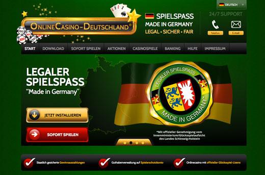 5 neue Start-ups: Onlinecasino-Deutschland, Fantomic, Tazza, MaptoSnow, Malerprofis24.de