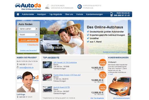 5 neue Deals: Autoda, MatheLV, finanzen.de, dotdotdot, Mobly
