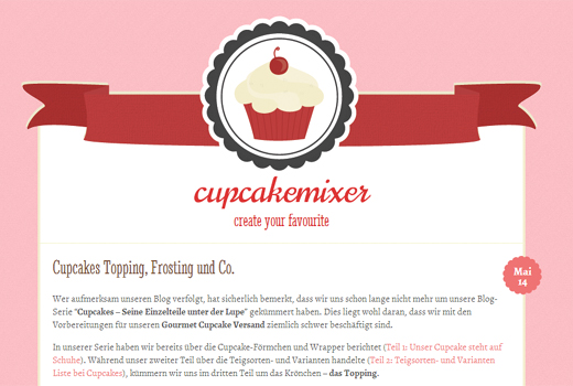 Start-up-Radar: cupcakemixer