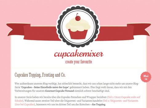 Start-up-Radar: cupcakemixer