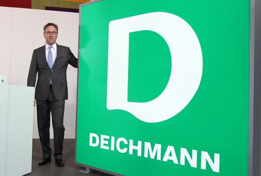 Heinrich Deichmann über zalando, Quelle und Neckermann