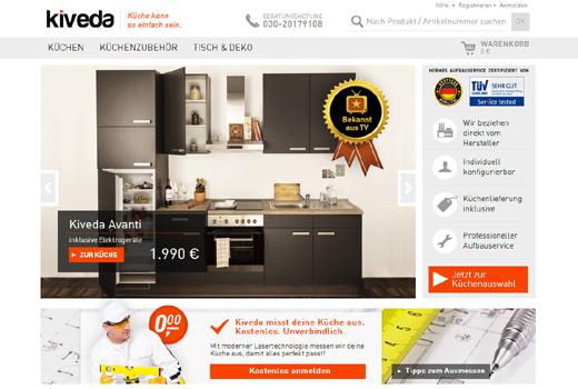 Küchenschlacht: Küchen Quelle vs. Kiveda - und beide ...