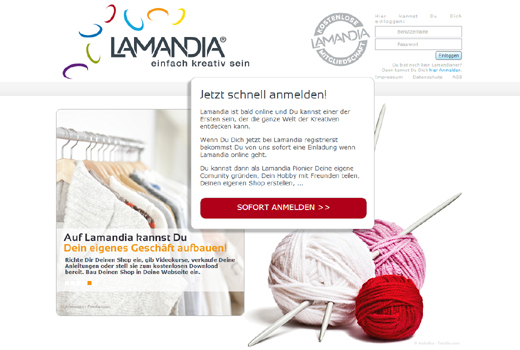 Start-up-Radar: Lamandia