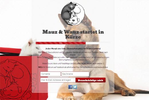 Start-up-Radar: Mauz & Wauz