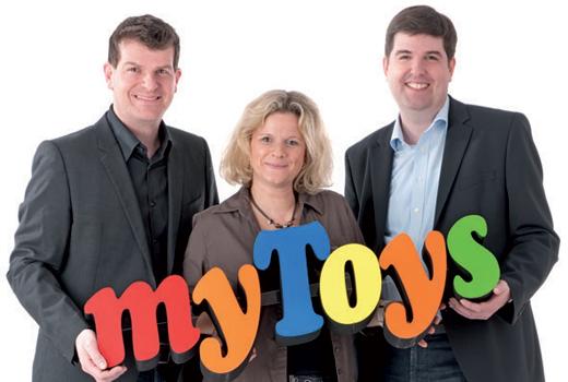 myToys.de-Gründer Oliver Lederle über stationären Einzelhandel