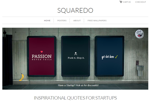 5 neue Start-ups: Squaredo, Neothesus, Parku, threecubes, Feedify