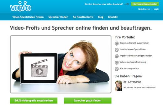 5 neue Start-ups: voivio.de, Yourfame, Cool Outlets, vintage-kids, gooding.de
