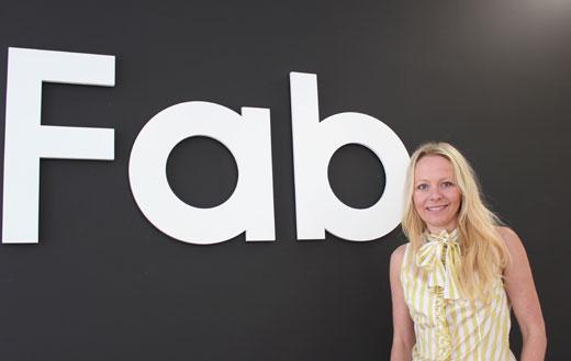 """""""Design wollen doch alle"""" – Maria Molland, Europachefin von Fab.com"""