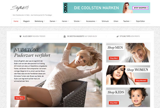 5 neue Start-ups: Stylist24, dogz box, Edith images,TeamSpotted und Uolala