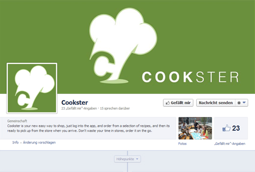 Start-up-Radar: Cookster