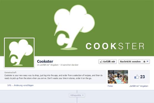 Start-up-Radar: Cookster