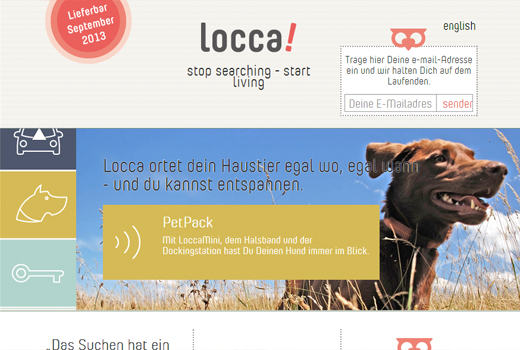 Start-up-Radar: Locca ortet Kleinkinder