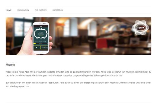 Start-up-Radar: mpax