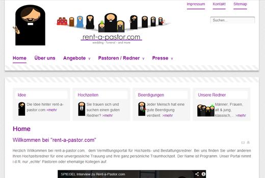 5 neue Start-ups: rent-a-pastor, Tanzzubehör.de, travel-friends, SessionLine, ArtworkHeroes