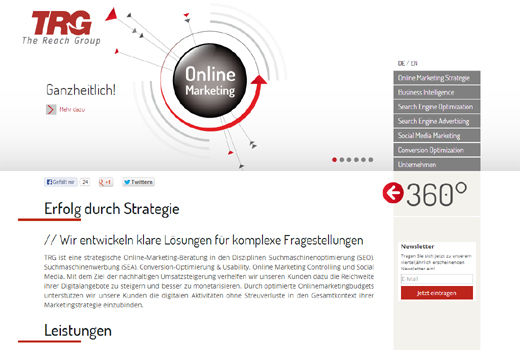 TRG am Ende – Online-Marketing-Spezialist insolvent