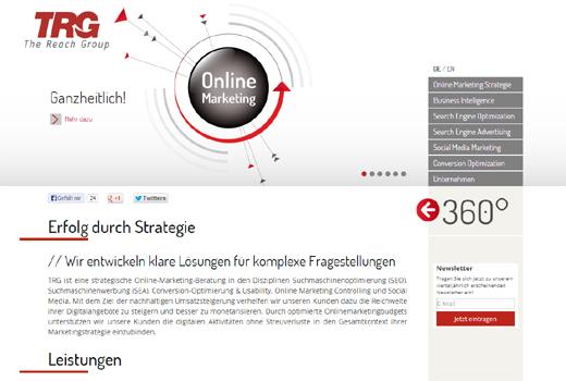 TRG am Ende – Online-Marketing-Spezialist insolvent