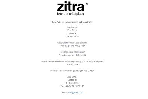 Zitra wird abgewickelt – Tengelmann Ventures und Co. beerdigen den B2B-Marktplatz