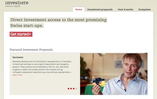 Schweizer Crowdinvesting-Plattform Investiere macht Bergfürst Konkurrenz