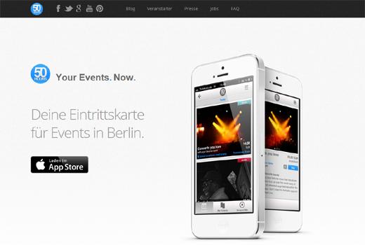 6 neue Deals: 50Hours, Flixbus, L'ArcoBaleno, crossvertise, moebel.de, Deutschland Digital