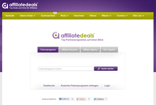 Kurzmitteilungen: Affiliate Deals, mylittlebigswap, einfachkind, Music Start Up Corner