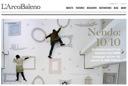 Design zu Höchstpreisen: L'ArcoBaleno verkauft Klassiker und Sammlerstücke