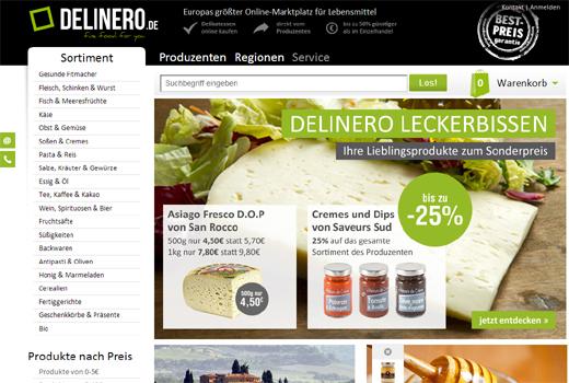 3 neue Deals: Delinero, Pinstyle, mybestbrands