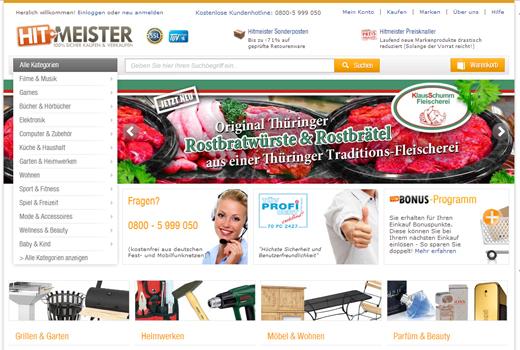 5 neue Deals: Hitmeister, Sparhandy, HolidayCheck, Kisura, Gulli