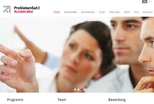 Kurzmitteilungen: P7S1 Accelerator, GründerPott, Mobile for Good, Pressearbeit