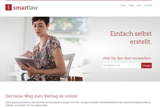 Start-up-Radar: smartlaw