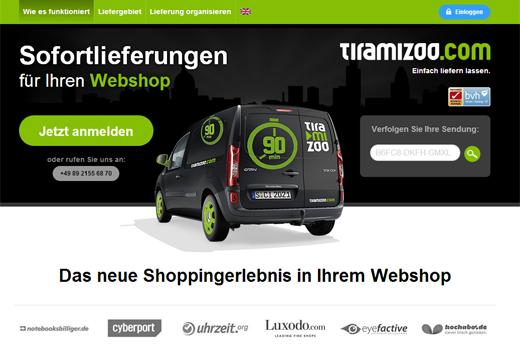 5 neue Deals: tiramizoo, TrekkSoft, Brille24, Nagual Sounds, GetYourGuide