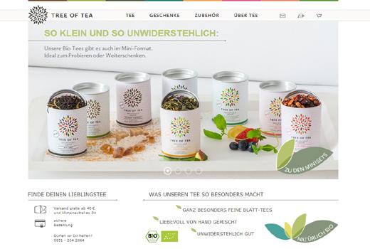 Kurzmitteilungen: mymuesli, Tree of Tea, Wunderlist, Fixxoo, Gründerpreis