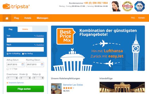 Deutsch-griechische Erfolgsstory: Wie tripsta aufgrund der Finanzkrise den Reisemarkt eroberte
