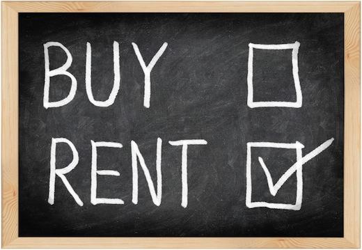 Mieten statt Besitzen: Warum noch Dinge kaufen?