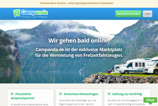 Start-up-Radar: Campanda