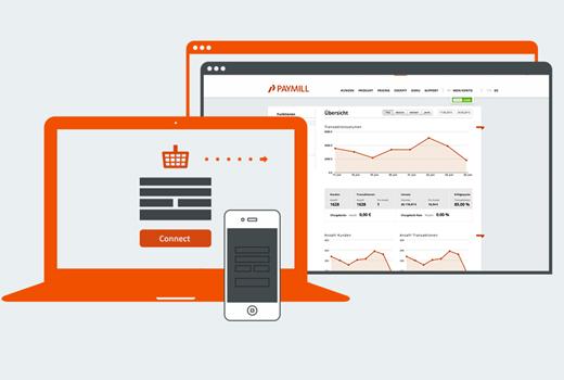 Paymill wird mobil und ermöglicht In-App-Payment