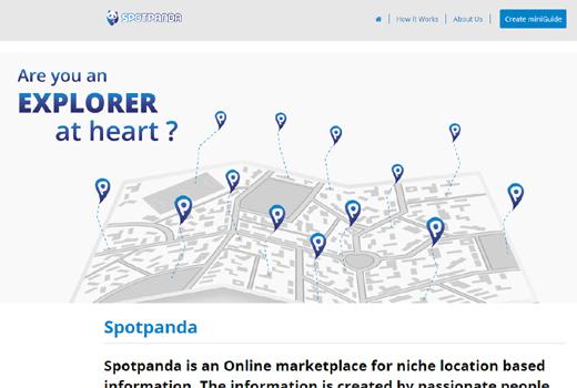 Start-up-Radar: Spotpanda