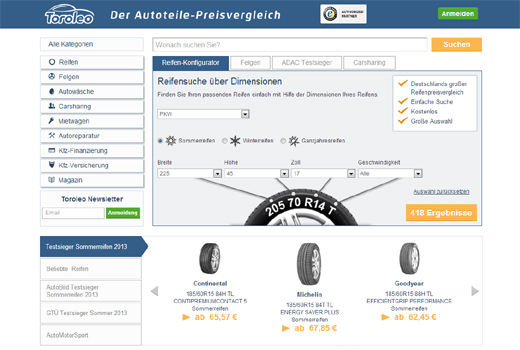 3 neue Deals: Toroleo, sporTrade, MegaMenu