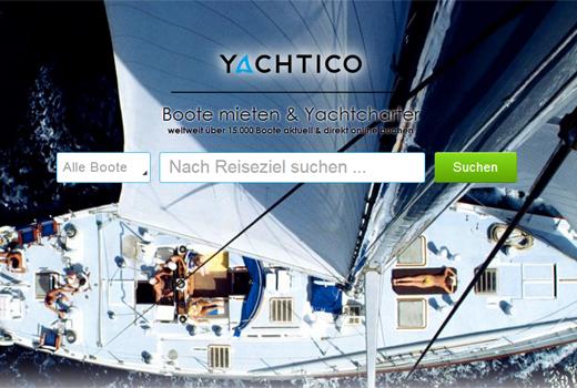 12 neue Deals: Yachtico, German Startups Group, Motory, Socialspiel, Lendstar
