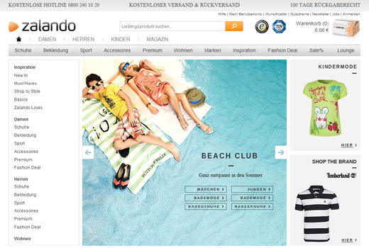 8 neue Deals: zalando, mytaxi, roombeats, mysportgroup, CupoNation, Depop, Jetlore, Foodpanda, Janamesa