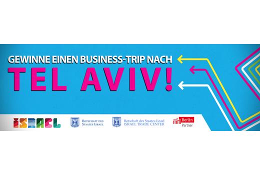 Good Morning, Tel Aviv! 10 Fakten über das heilige Land der Innovation – plus Gewinn eine Reise ins Start-up-Paradies